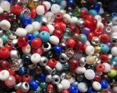 Glass. Seed Beads. Assorted Sizes Jewelry Supplies by GemsBeadsEtc on Etsy. (7106)