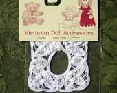 Battenberg Doll Collars