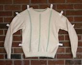 minted sweater (s - m - l )