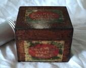1930s Recipe Box Loaded with 1930s Baking Recipes