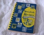 Swedish Cookbook 1974