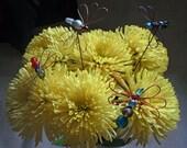 20 Bug Buddies in Custom Wedding Colors