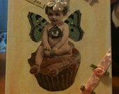 5x7 collage Cupcake fairy collage. Crazy about cupcakes