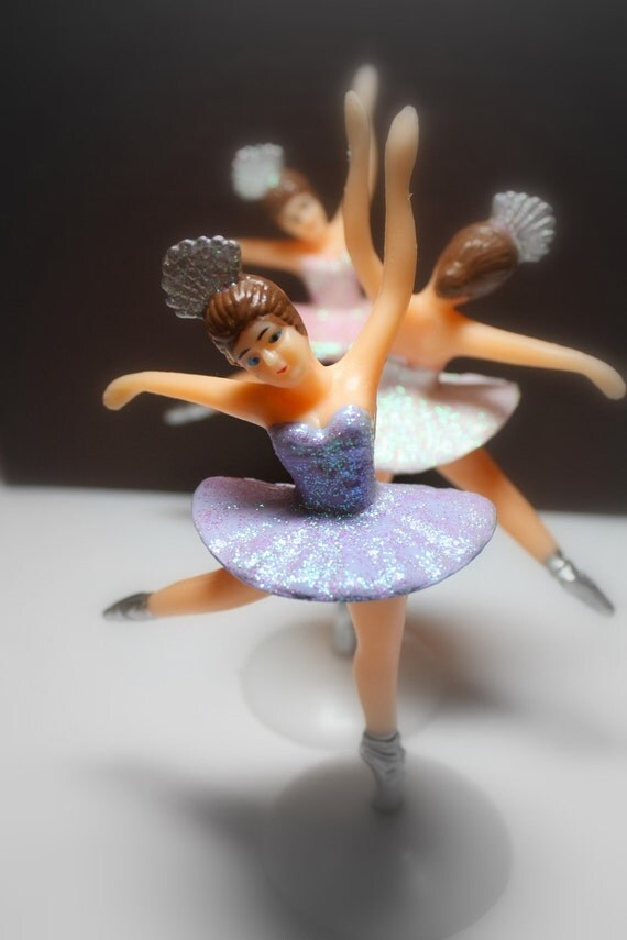 ballerina cake topper ballerina cake topper 5 inch custom painted your choice 1463