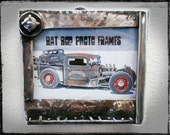 Rat Rod Photo Frame 2 (Delco Remy)