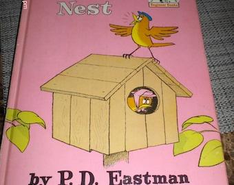 The Best Nest by P.D.Eastman  - Beginner Books - 1968