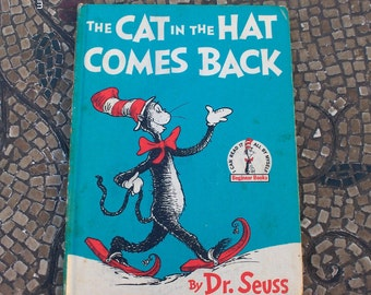 Treasury Item - The Cat in the Hat Comes Back by Dr. Seuss - 1958