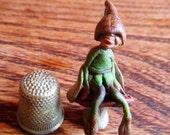 Miniature OOAK fairie