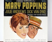 Vintage Mary Poppins Record 1964 CLASSIC