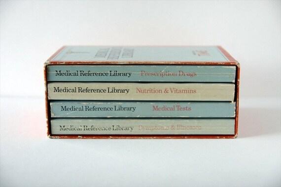 Vintage TIME Medical Reference Library Set