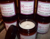 Royal Face Moisturizer, ALL NATURAL & FABULOUS and Our Best Seller