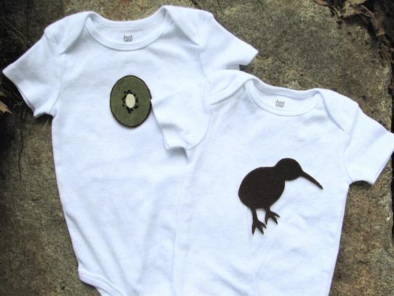 Kiwi Twin Set - Baby Shower Gift