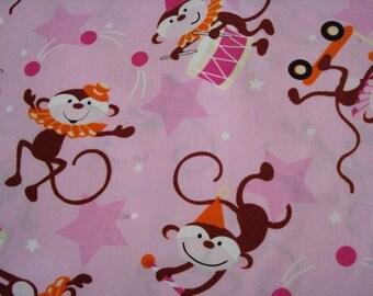 Circus Monkeys by timeless Treasures - 1 Yard