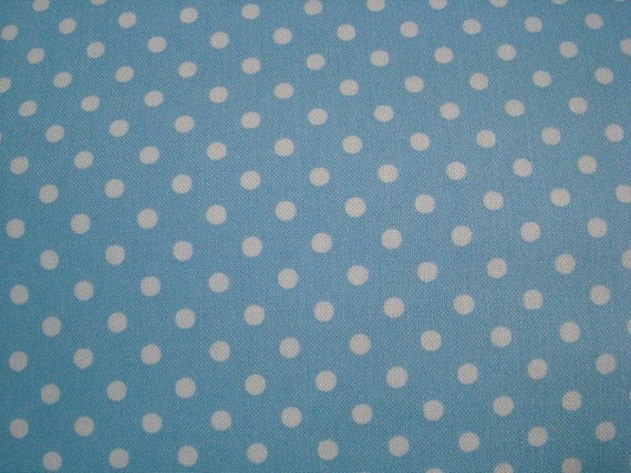 Blue Dots by Free Spirit - 1 Yard