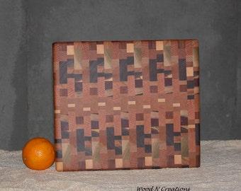 Hardwood Endgrain Cutting Board