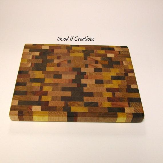 Hardwood Cutting Board / Kitchen Decor
