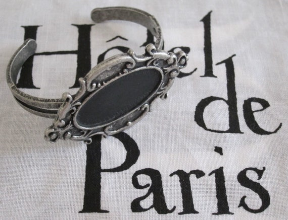Mon Signature, Le Classique Little Blackboard/Chalkboard Parisian Bracelet Teacher Gift  Valentine's Day Gift  Gift for Her Under 25