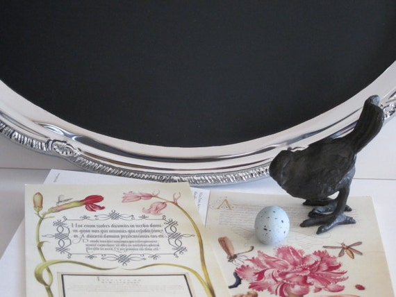 Wedding French Wedding French Chalkboard Spring Decor and Magneticboard all in one, Free chalk  Featured in BRIDES Magazine Large
