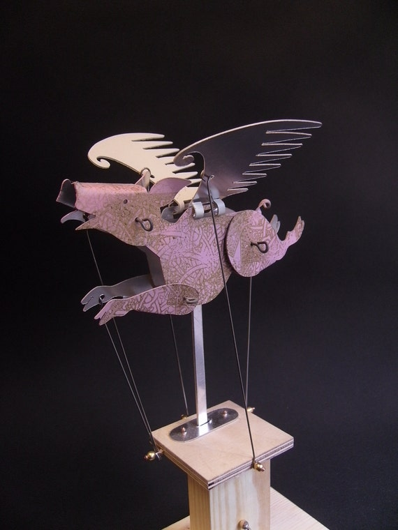 Flying Pig  Automata