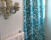 Shower Curtain Many Fabric Choices