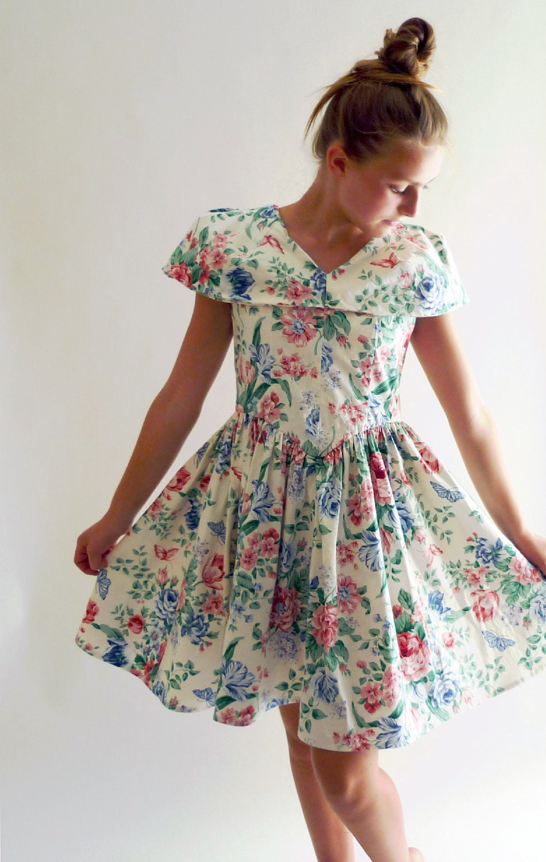 Vintage party dress pictures