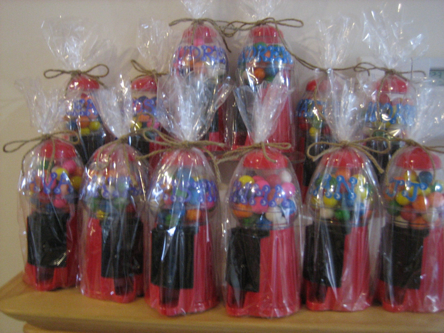 mini gumball machine favor wholesale