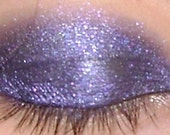 Viole(n)t - The n is silent. Violet Loose Mineral Makeup