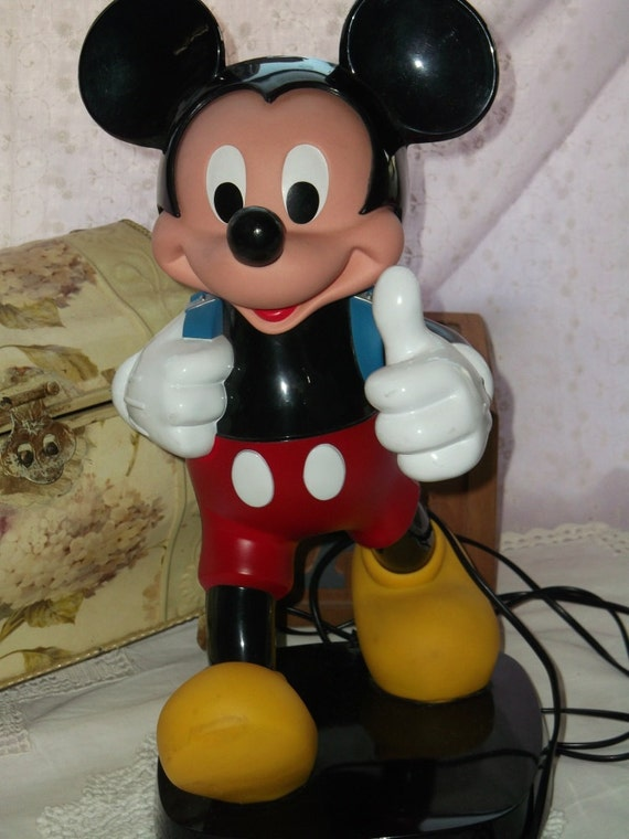 Vintage Mickey Mouse Backpack Phone