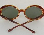 Original 1960s Vintage Sunglasses