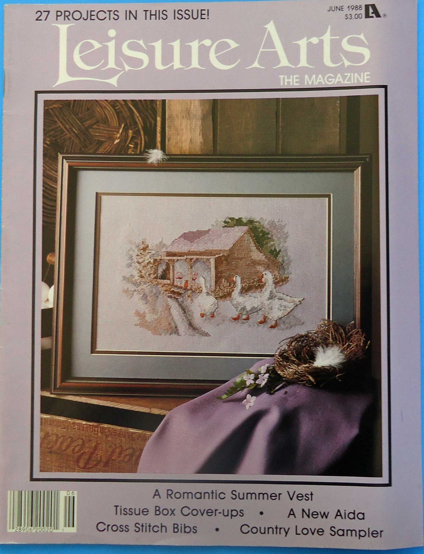 Leisure Arts Magazine - October 1997 - Volume 11, Number 6