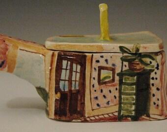 My House Tea Pot