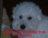 Special LIsting for PattyM
