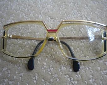 Vintage CAZAL 329 Run DMC Rapper Eyeglass Frames