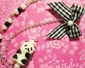 Pretty Pippa Panda Necklace