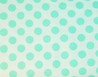 Ta Dot in Sea - 1 yard - Michael Miller Fabric
