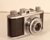Shinano Pigeon 35 Film Camera Vintage 1950s