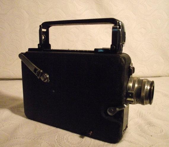 Old 16mm Kodak Movie Camera