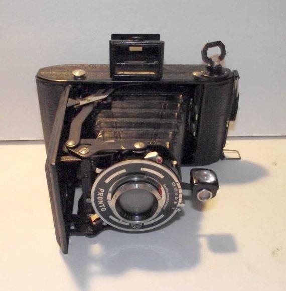 Folding Camera Balda Juwella 1939