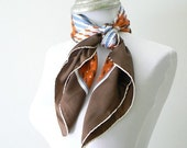 abstract .vintage. (Echo) scarf