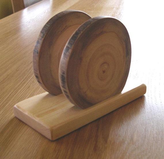 Items similar to aspen log napkin holder organizer no2 for Aspen logs for decoration