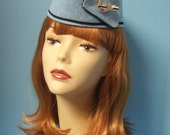 Airline Stewardess Hat PATTERN ONLY by Digital Download