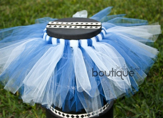 Infant Tutu Blues handmade