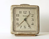 RARE Vintage Russian mechanical alarm clock Signal