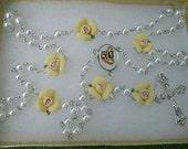 50th Wedding Anniversary Rosary
