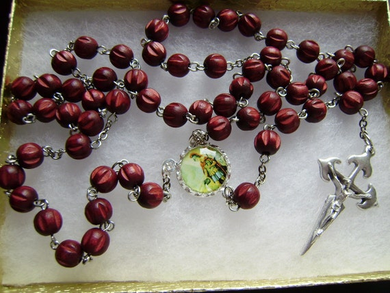 Handmade Firefighters Rosary