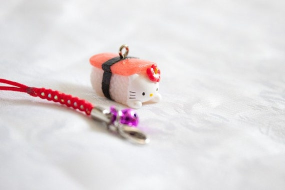 how to make hello kitty sushi
