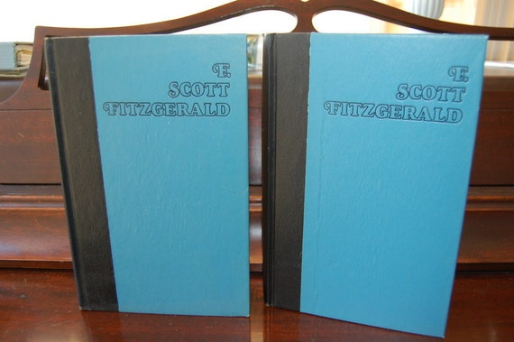 """Vintage books """"This Side Of Paradise"""" (1948) And """"Tender Is The Night"""" (1962) By F. Scott Fitzgerald"""