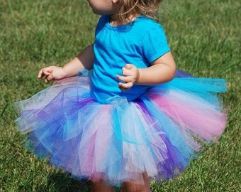 CREATE YOUR OWN Mini Tutu- Custom Fitted For Babies and Children
