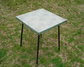Vintage Mid Century Mod Simmons Side Table