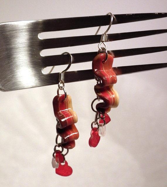 Love Bacon 2.0 Earrings